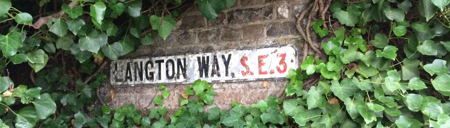 The Langton Way Association